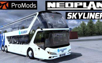 New NEOPLAN Skyliner 2020 1.38