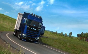 Power On All Wheels (for all models of Scania) 1.37-1.38