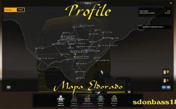 Profile for the Map Eldorado Free v1.0