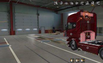 Scania RJL Plate Backlight v1.0 1.38.x