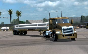 The Compressed Natural Gas (CNG) Trailer 1.38
