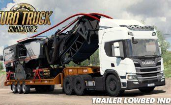 Trailer Lowbed Indo 1.38