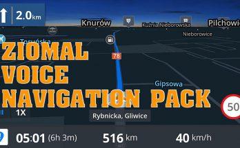 Ziomal Voice Navigation Pack 1.38.1.3s