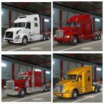 American TRUCKS FOR ETS2 factory v1.0 1.38