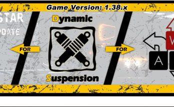 [ATS] DYNAMIC SUSPENSION V1.0