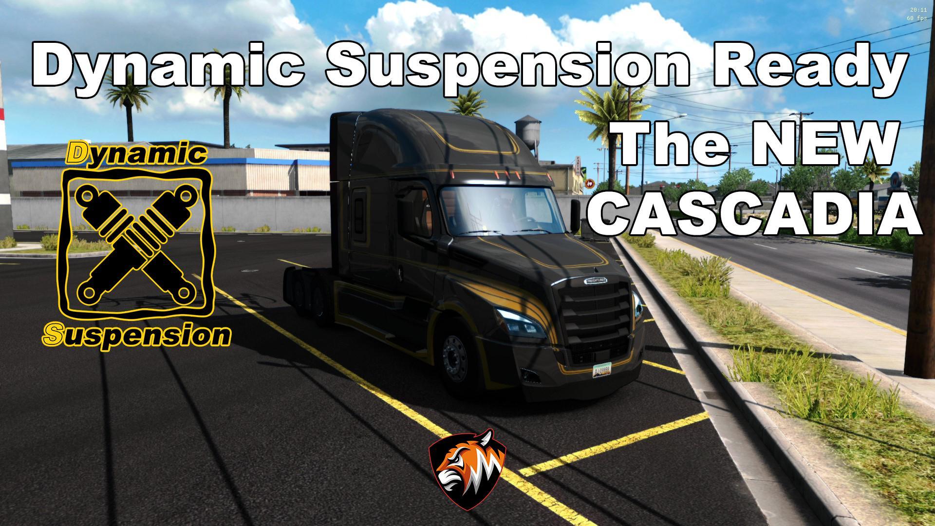 DYNAMIC SUSPENSION V2.0