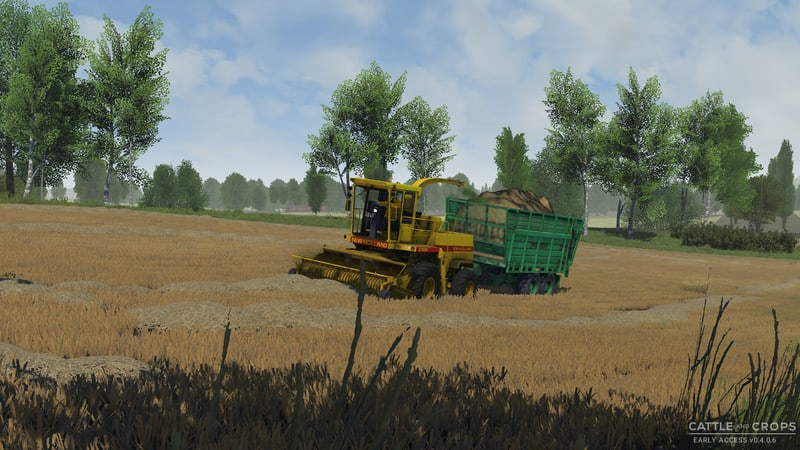 New Holland 2305 forage harvester V 1.0