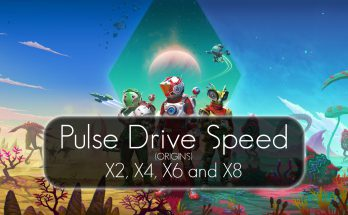 Pulse Drive Speed - ORIGINS