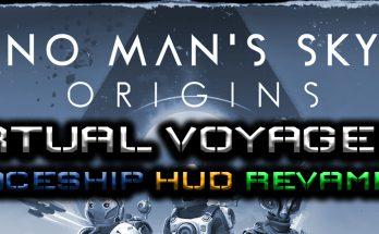 Virtual Voyagers Ship HUD Revamp