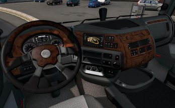 ATS Steering Creations Pack for ETS2 v1.1