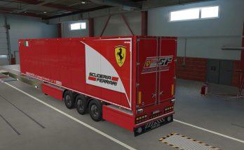 Ferrari Scuderia F1 Paintjob v1.0