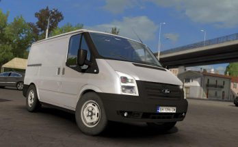 Ford Transit MK7 1.38
