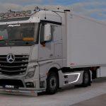 Mercedes Actros MP4 VIP Custom 1.38