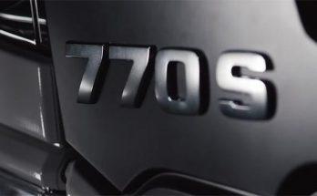 New Scania V8 Range 1.38