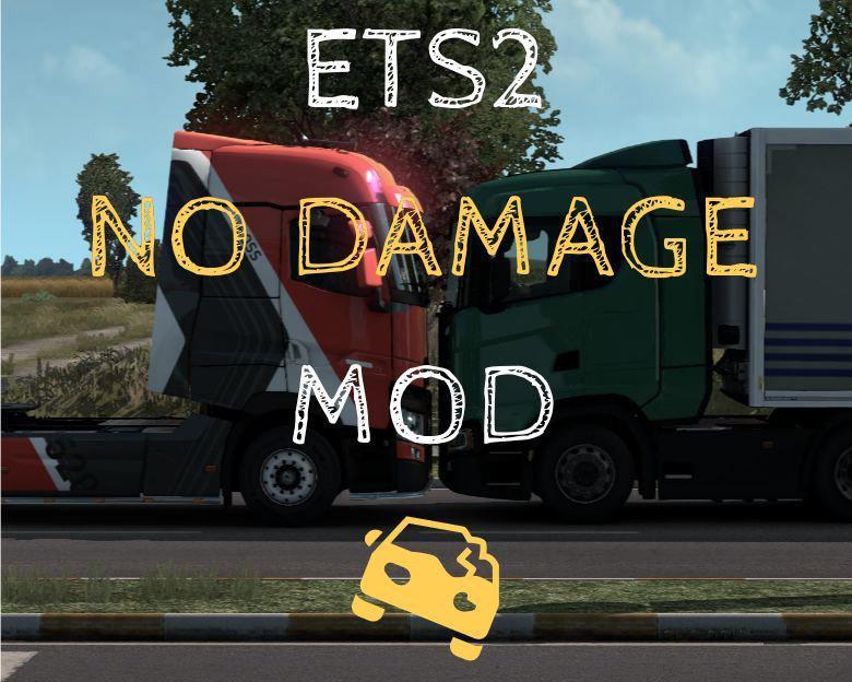 No Damage Mod v1.0 1.39