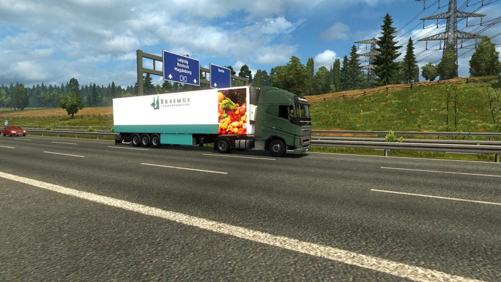 Real truck speed for vanilla truck 1.38