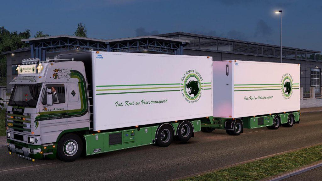 Scania 143m patrick vd hoeven 1.38
