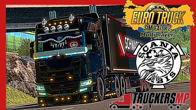 Scania R 2016 Custom Tuning for Multiplayer v1.0