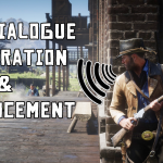 Cut Dialogue Restoration and Enhancement