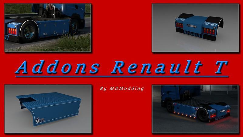 Addons Renault T v1.0