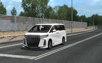 Betty19 TOYOTA alphard TRD v0.0.1 1.39