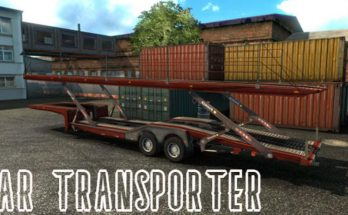 Car Transporter [ETS2] 1.38 – 1.39