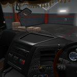 Dark Interior for DAF XF 105 v2.1