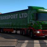 Evans Transport Megapack v1.0
