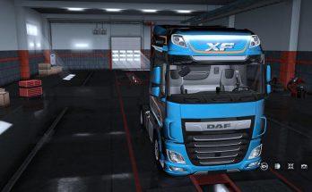 Exterior view pack for SCS trucks v2.0 1.39