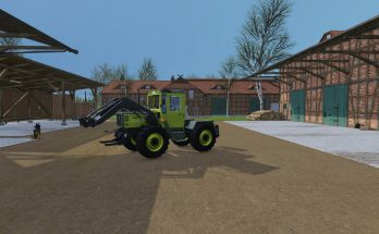 MB Track 1000 with front loader V 1.0.2.14