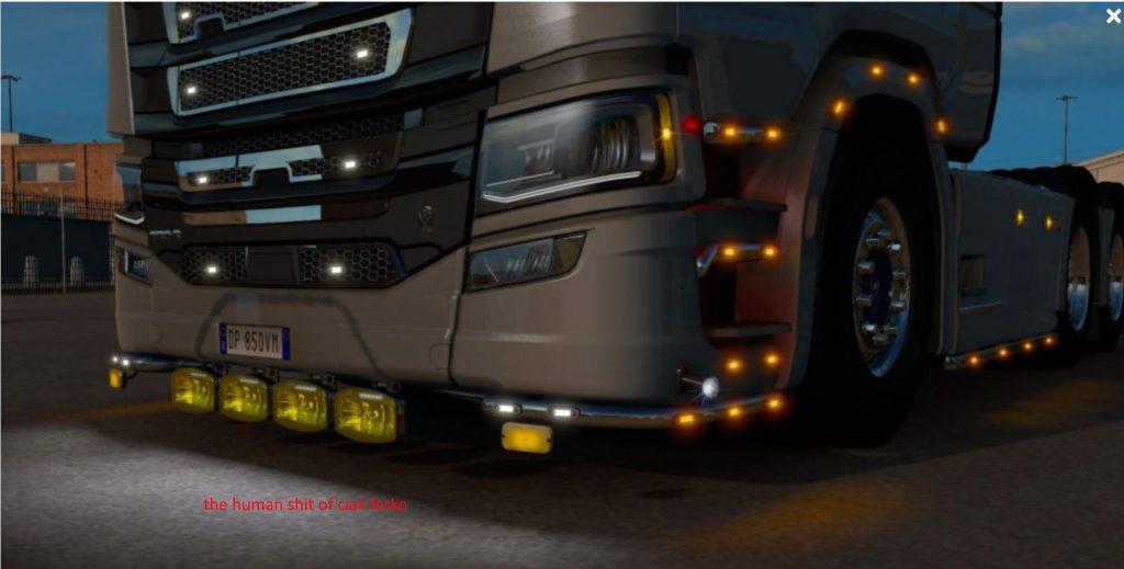 New Slot Scania S/R 1.39