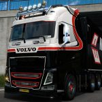 Nick Willigenburg Volvo FH Combo v1.0