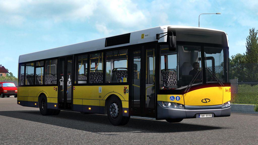 Solaris Urbino III 12 BVG v1.0 1.39