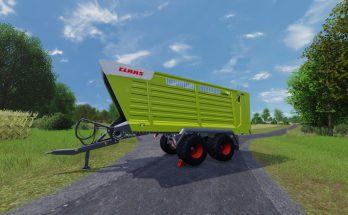 Claas Cargos 740 V 1.0.2.14