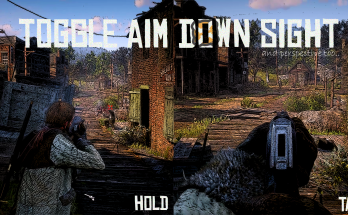 Toggle ADS (Aim Down Sight)