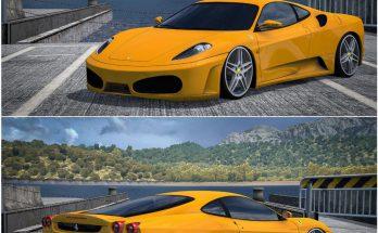 Ferrari F430 Unal Turan 34 VUH 58 1.39.x