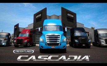 Freightliner Cascadia ETS2 1.39