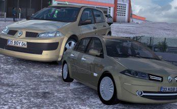 Renault Megane II V1R50 1.39