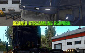 Scania Streamline rework + parts by Matt_07ita v1.0