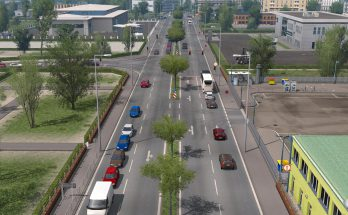Brutal Traffic by Kass ETS2 1.39