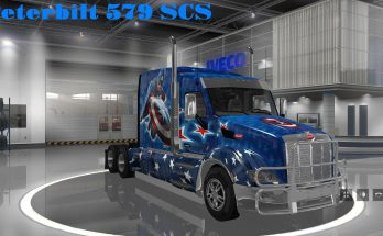 PETERBILT 579 CUSTOM ATS 1.39