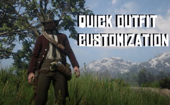 Quick Outfit Customization