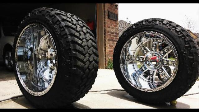 RIMS AND TIRES [LVL 1] V1.0