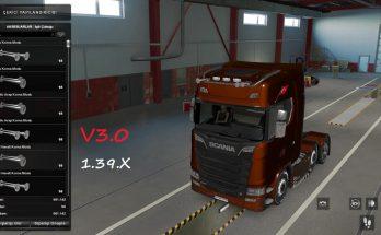 Air Horns Mod Pack for All Trucks v3.0
