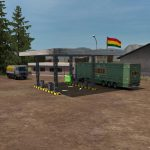 Bolivia Map by Maxi Zarich ETS2 1.39