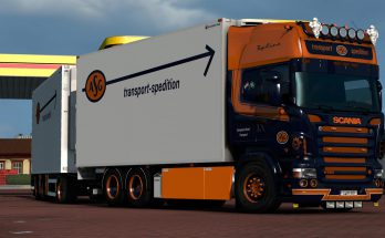 Bussbygg chassis for Scania RJL 1.39