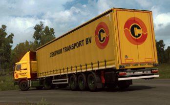 Centrum Transport Bv Valkenswaard For Daf F214 By Xbs
