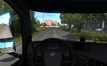 Dark Interior for Volvo v1.0