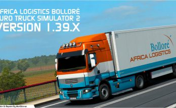 Africa Logistics Bollore Transport 1.39