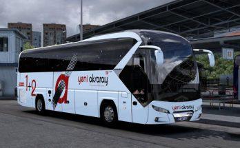 New Neoplan Tourliner – Yeni Aksaray Seyahat Skinpack v1.0